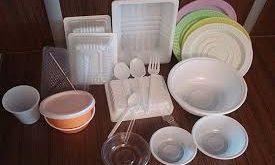 ظروف یکبار مصرف پلاستیکی پلی استایرن