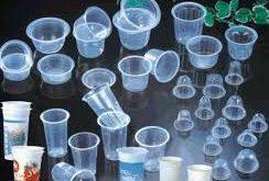 لیوان یکبار مصرف پلاستیکی