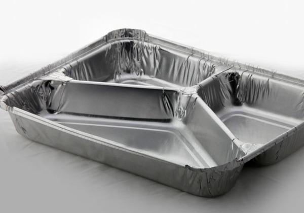 ظروف یکبار مصرف چندخانه پذیرایی