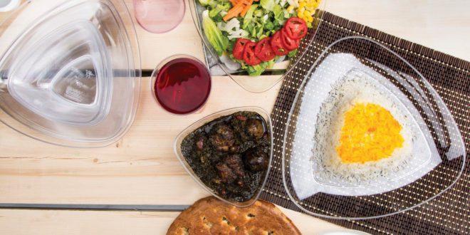 شرکت پخش ظروف یکبار مصرف