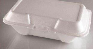 انواع ظروف یکبار مصرف فومی