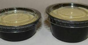 مدرن ترین ظروف یکبار مصرف طلقی